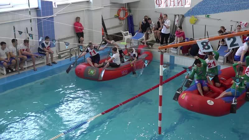 Зимний Фестиваль рафтинга и гребного слалома Буря в стакане 2021 Репортаж SportUs Рro