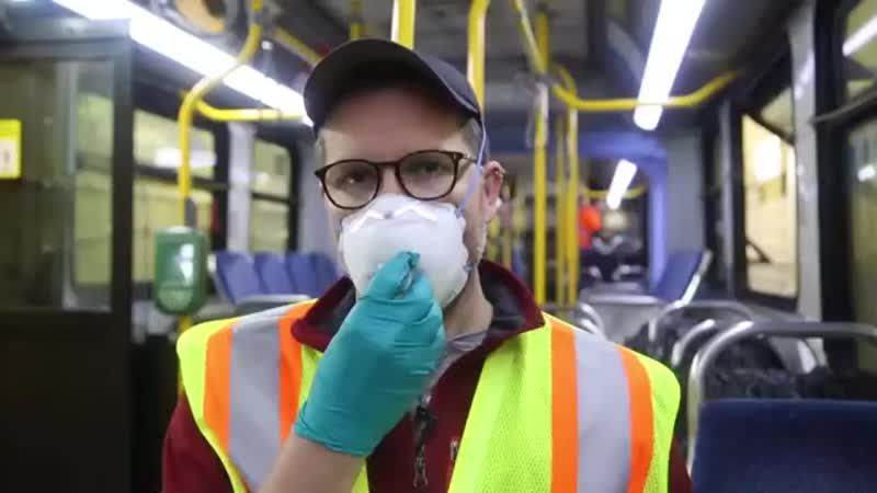 Bus cleaning blues How OC Transpo keeps its fleet spic and span 360p mp4