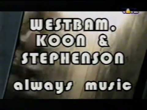 Westbam Koon Stephenson Always Music