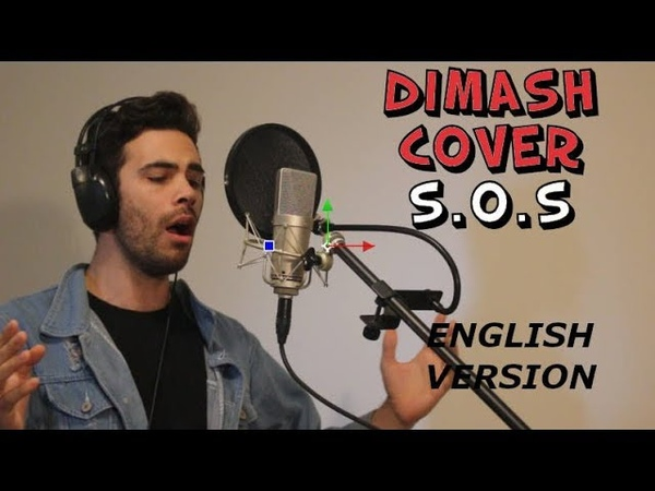 S O S Caleb Coles Dimash Cover in English