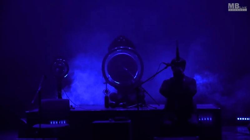 Tim Hecker The Konoyo Ensemble - Ritual Dark\Drone Ambient Live @ Moscow 04.06.2019.