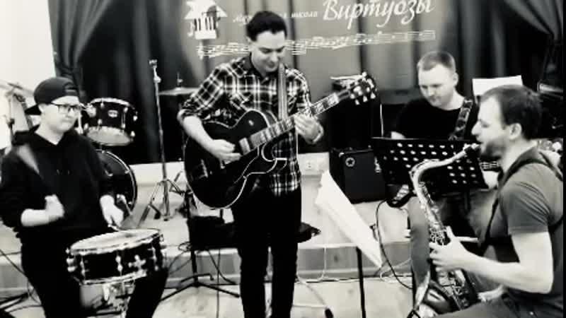 Stankov Jazz Band репетиция🔥