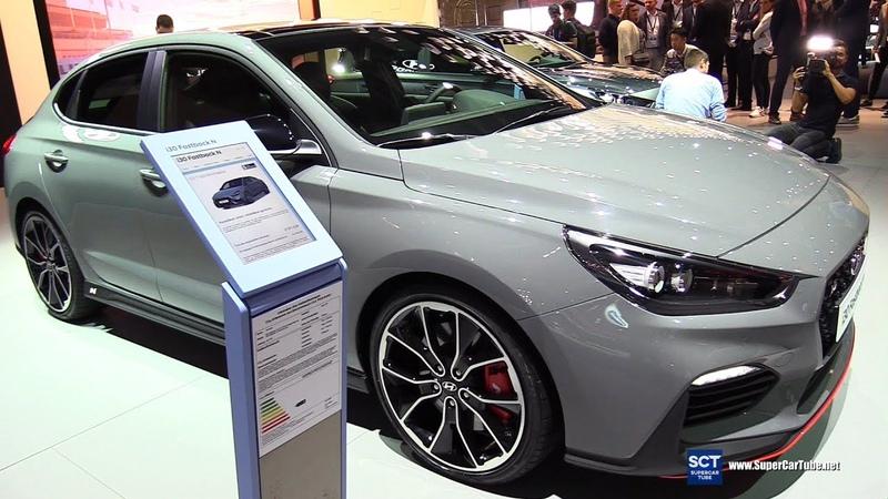 2020 Hyundai i30 Fastback N - Exterior Interior Walkaround - 2019 IAA Frankfurt Auto Show