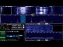 SDR приёмник на Windows 10, первое включение, радиолюбители, радиохулиганы, 80м, 40м, SSB, AM