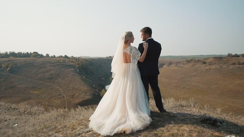 Свадебный клип Артем и Полина. Видеосъемка видеограф оператор свадьба в Липецке