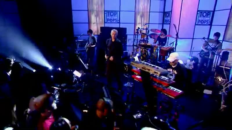 Pet Shop Boys West End Girls on Top of the Pops 2 on 17 04 2002