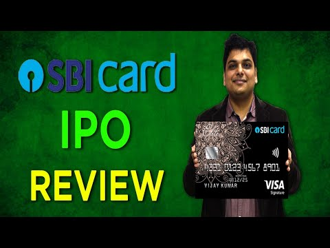SBI Cards and Payment Services Limited IPO Planify