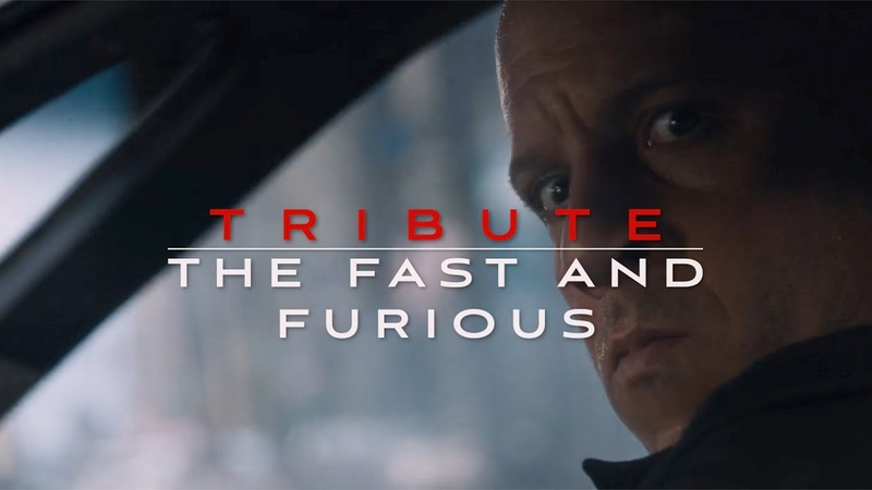 Fast and Furious • Tribute • In The End • 2020