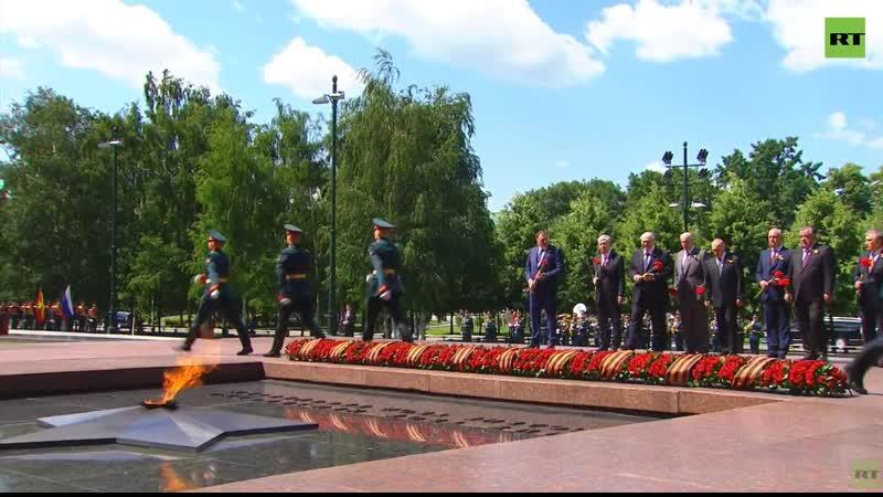 Александровский сад mp4