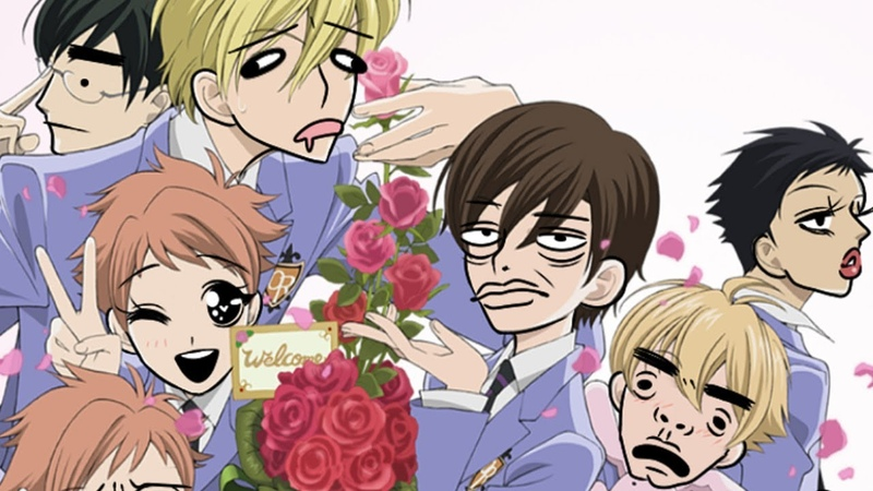 Ouran High School Host Club English Dub Bloopers Illustrated