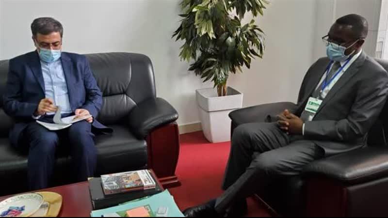 Iran la RDC s'aligne à l'axe anti US Zoom Afrique