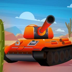 Лига танков