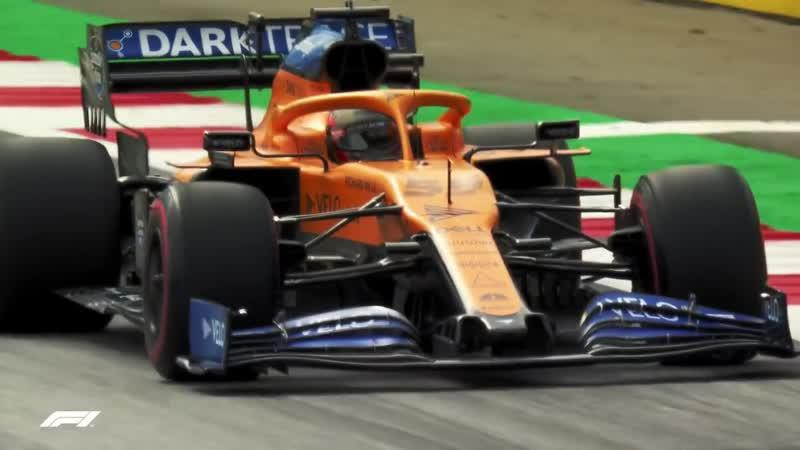 2020 Austrian Grand Prix FP2 Highlights