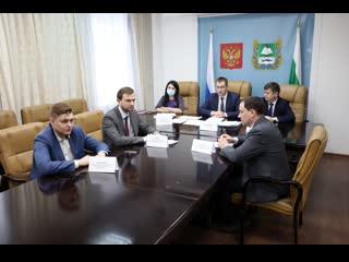 Пресс-конференция о мерах поддержки экономики Курганской области