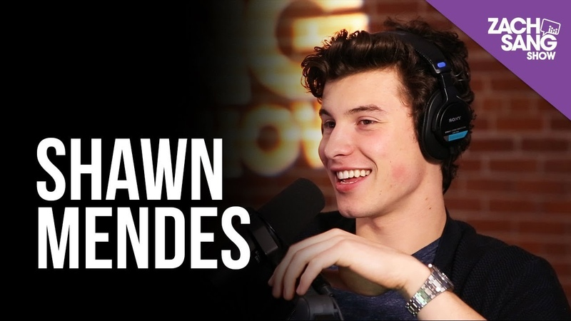 Shawn Mendes Talks Lost in Japan, In My Blood Camila Cabello