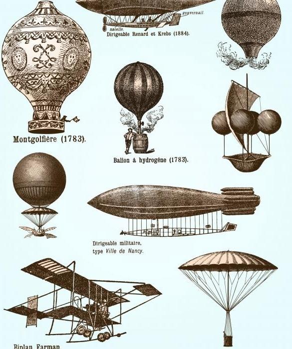 Воздушные шары и дирижабли с конца 1700-х годов часто полагались на водород, благородный газ.