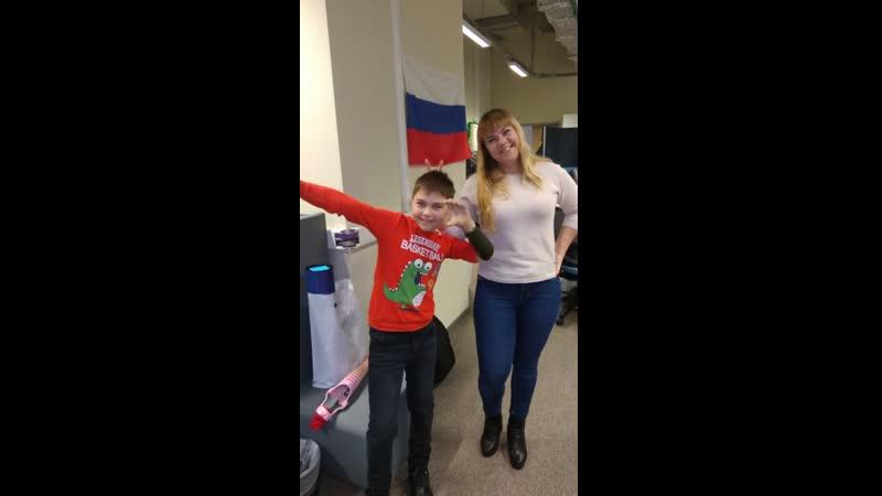Бионический протез для Ярослава 10 лет