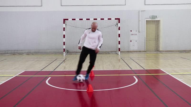 Продолжаем тренироваться с мячом ⚽ и добавим.. | Спортклуб ...