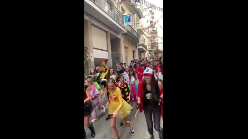 Batarea en Sitges