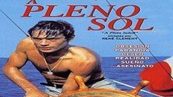 A PLENO SOL 1960 de René Clement con Alain Delon Marie Laforet Maurice Ronnet Erno Crisa by Refasi