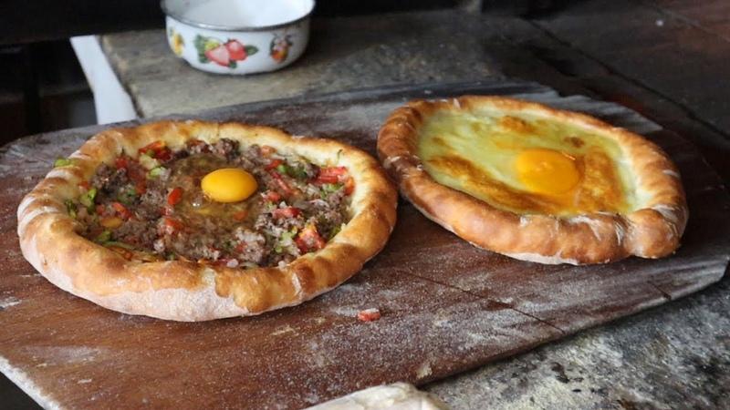 LEZZETLİ TRABZON PİDESİ NASIL YAPILIYOR Yemek Videoları