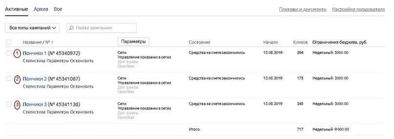 19 лидов по 187 рублей для поставщика оборудования по производству пончиков., изображение №7