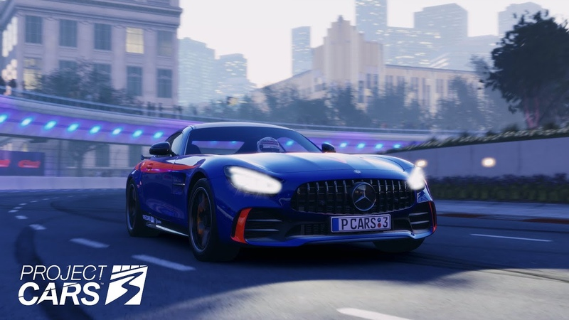 Project CARS 3 Announce Trailer 4K