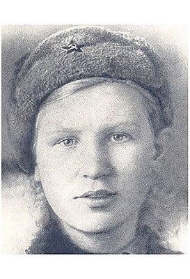 Любовь Алексеевна Кулакова