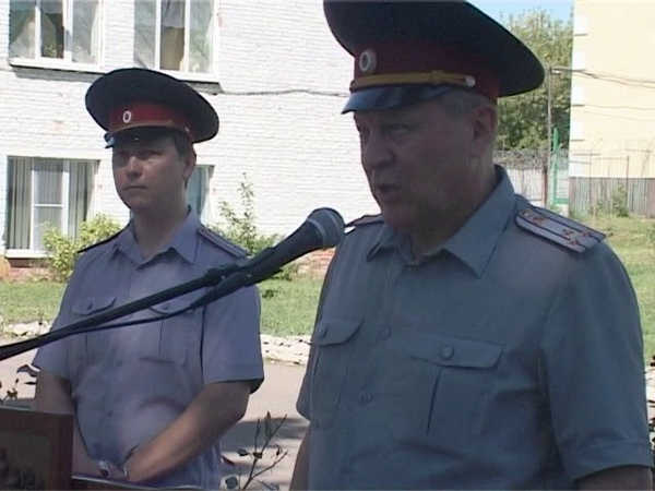 Спартакиада осужденных в воспитательной колонии Алексин 2015 год
