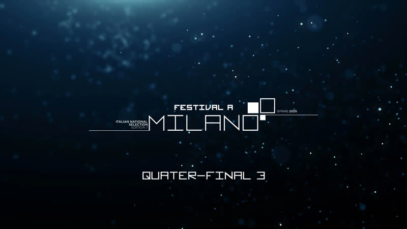 QUATER FINAL 3 Voting Results Festival A Milano