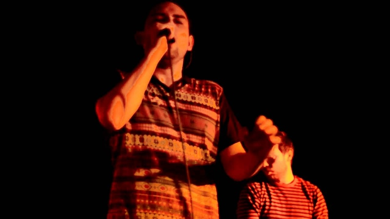The Twilight Sad Cold Days From the Birdhouse Live in Manchester