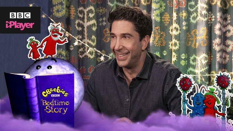 Bedtime Stories David Schwimmer The Smeds and The Smoos CBeebies
