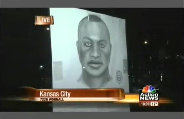 Rapist on TV
