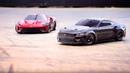 Road Racing Fun at Woodward   Ford GT and Mustang GT