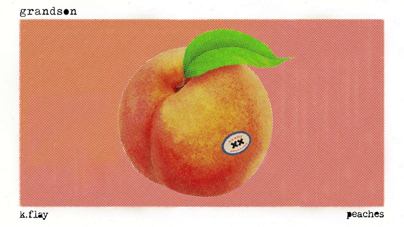 Grandson x Peaches Text Voter XX to 40649