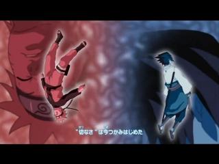 Наруто 2 сезон 3 опенинг(Ураганные хроники) Naruto Shippuuden opening 3