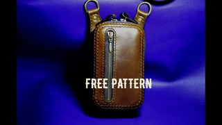 (Leather craft) free patterns