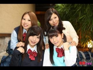 Rina Kirihara, Mai Araki, Mizuki Nishijima, Kana Momose [PornMir, Японское порно, new Japan Porno, Uncensored]