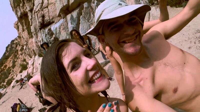 On Location Nudist Naturist Adventure at Deep Creek