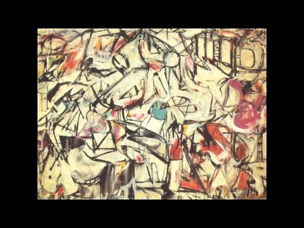 Morton Feldman ~ De Kooning