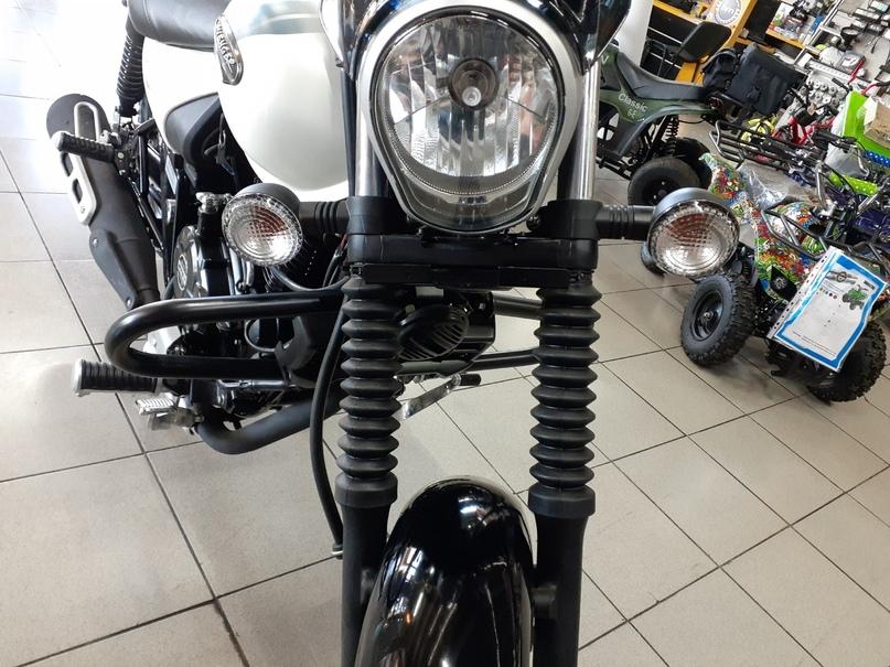Обзор Мотоцикла BAJAJ Avenger 220 Street, изображение №7