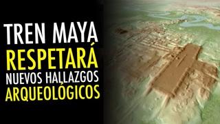 Nuevos hallazgos arqueológicos son revelados en la ruta del Tren Maya