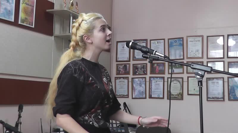 Елесея Слизкая Анастасия русская народная песня Ой Василек
