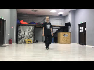 Live: Школа танцев GHETTO HIP-HOP SCHOOL (студия)