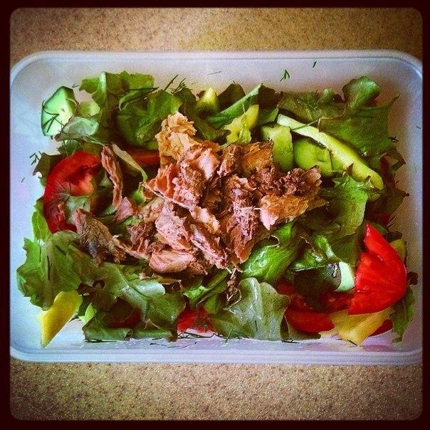 Фото: Виды диетических овощных салатов на ужин: