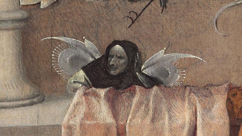 Самые загадочные существа на картинах великого Иеронима Босха