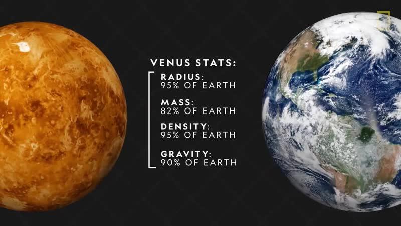 Venus 101 National Geographic