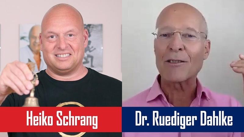 Die Corona Verschwörung Dr Rüdiger Dahlke deckt auf