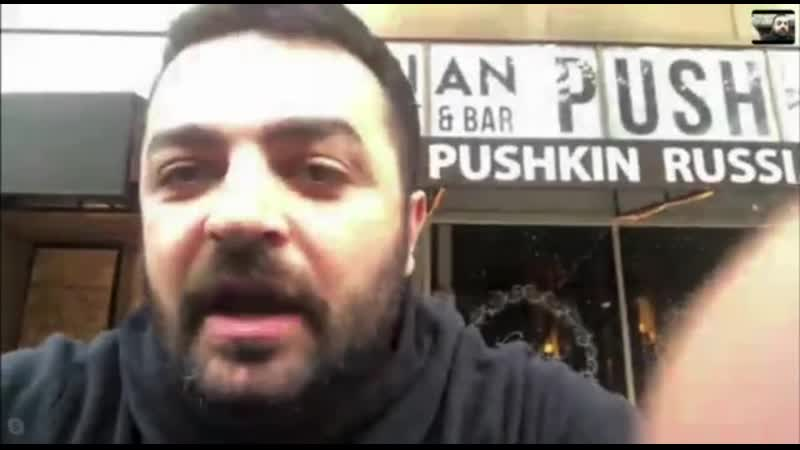 'Русская мафия защищает свой бизнес'