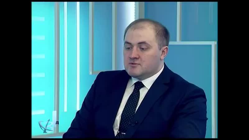 «Актуальное интервью» Владимир Алёхин.